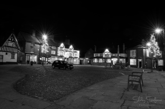 Sandbach Cobbled Square
